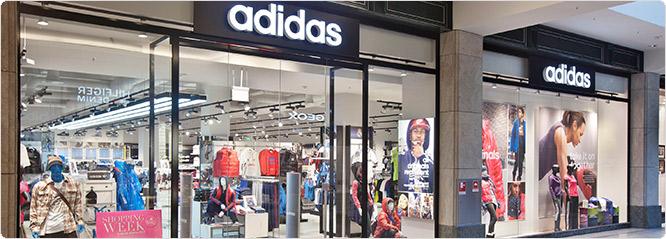 Adidas in Oberhausen-Neue Mitte Karte. (diese Information stammt von  GoLocal) c51a5542f47