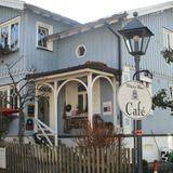 Blaues Haus in Oberstaufen