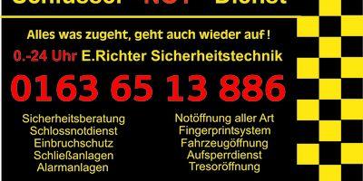 E. Richter Sicherheitstechnik & Schlüsselnotdienst in Höchst im Odenwald