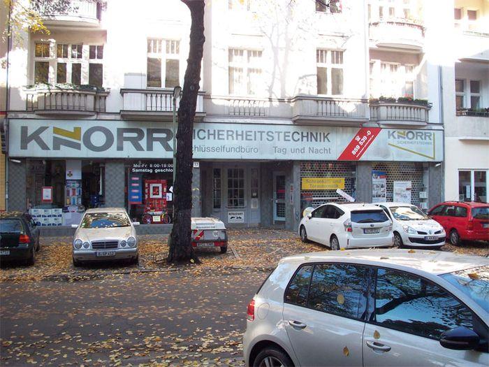 Knorr schl sselfundb ro 1 foto berlin friedenau - Fundburo berlin ...