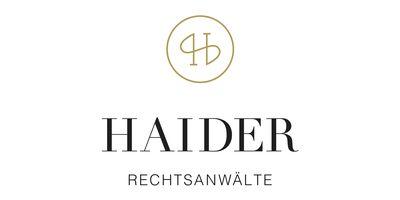 HAIDER Rechtsanwälte in München