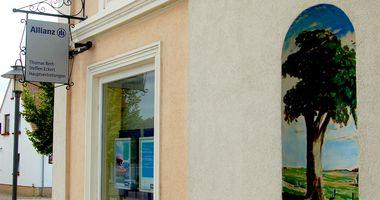 Allianz Versicherung Thomas Beth Hauptvertretung in Garz auf Rügen