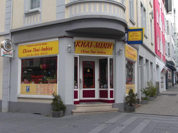 China Thai Bistro 3 Bewertungen Hattingen An Der Ruhr