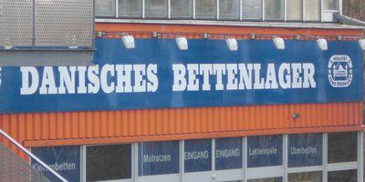 Dänisches Bettenlager in Hattingen an der Ruhr
