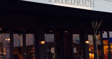 Café Friedrich in Norderney