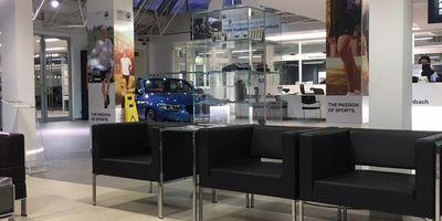 BMW Niederlassung Offenbach in Offenbach am Main