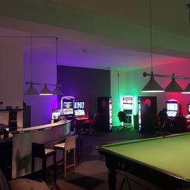 Spielhalle Spielpalast in Nürnberg