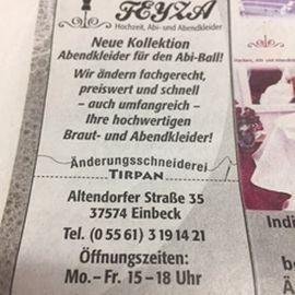 Bild zu Änderungsschneiderei Feyza Tirpan in Einbeck