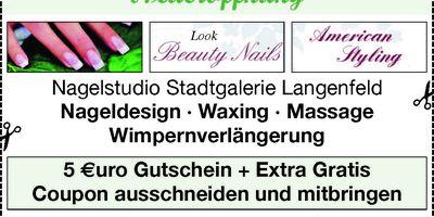 Look Beauty Nails Nagelstudio in Langenfeld im Rheinland