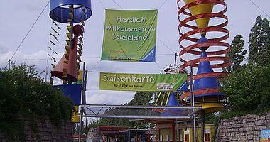 Freizeitpark Ravensburger Spieleland in Meckenbeuren
