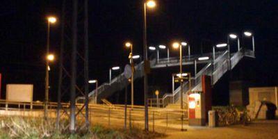 Bahnhof Barnten in Nordstemmen