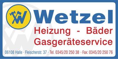 Wetzel GmbH SanitärInstall. Gasheizungen Bauklempnerei in Halle an der Saale
