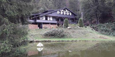 Waldfrieden-Fuchsfarm in Steinach in Thüringen
