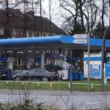 Aral Tankstelle in Hamburg