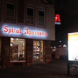 Spitalapotheke zum Heiligen Geist in Nürnberg