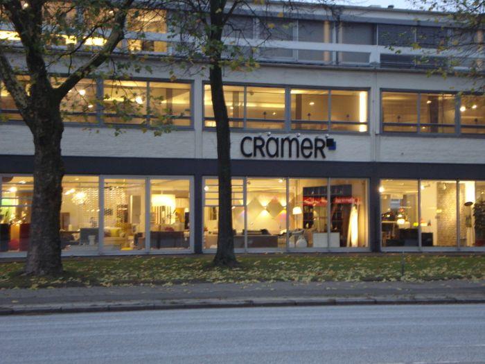 Cramer m bel design flagship 2 bewertungen hamburg Cramer hamburg