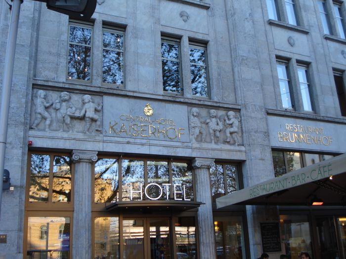 Bewertung Central Hotel Kaiserhof Hannover