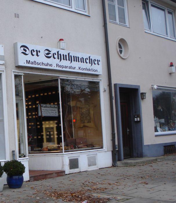 Der Schuhmacher 2 Bewertungen Hamburg Marienthal