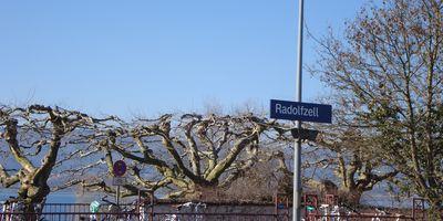 Bahnhof Radolfzell in Radolfzell am Bodensee