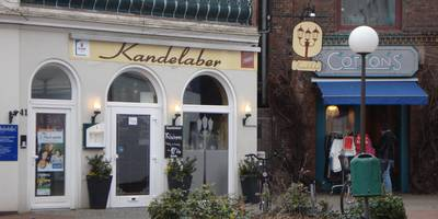 Gaststätte Kandelaber in Uetersen