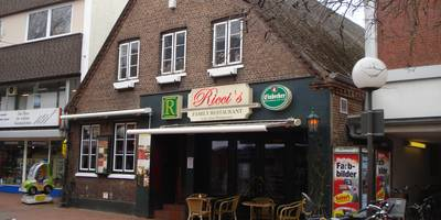 Ricci's Family Restaurant in Uetersen
