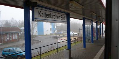 Bahnhof Kaltenkirchen Süd in Kaltenkirchen in Holstein