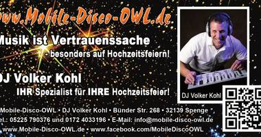 Mobile Disco OWL Inh. Kohl, Volker in Spenge