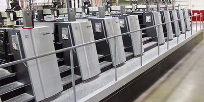 Ruhrpottdrucker in Hamm in Westfalen