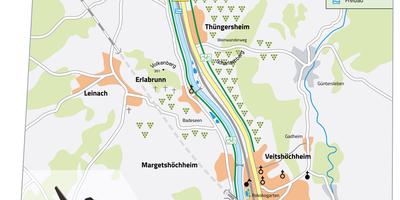 ZweiUferLand Tourismus e.V. in Veitshöchheim