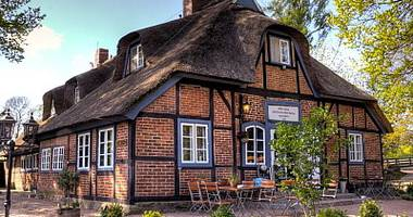 Prinzeninsel Cafe & Restaurant in Plön