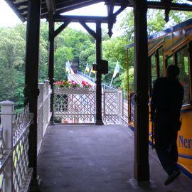 Nerobergbahn der ESWE-Verkehrsgesellschaft mbH in Wiesbaden