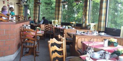 Sachsenklause Cafe-Restaurant in Bad Driburg