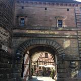 Handwerkerhof in Nürnberg