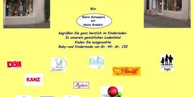 Kinderladen Baby- u. Kindermode in Warendorf