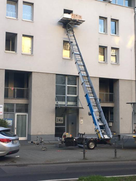 Aachen Umzug Umzugsunternehmen 4 Bewertungen Aachen Theaterstr