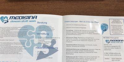 Medisina UG in Köln