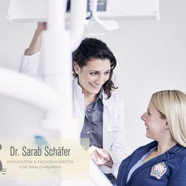 Dr. Sarab Schäfer - Zahnärztin und Fachzahnärztin für Oralchirurgie in Hamburg
