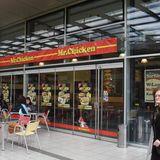 Mr. Chicken in Leverkusen