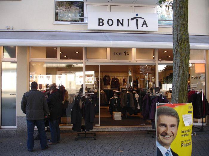 Bonita gmbh co kg modehandel in bergisch gladbach - Bonita gmbh co kg ...
