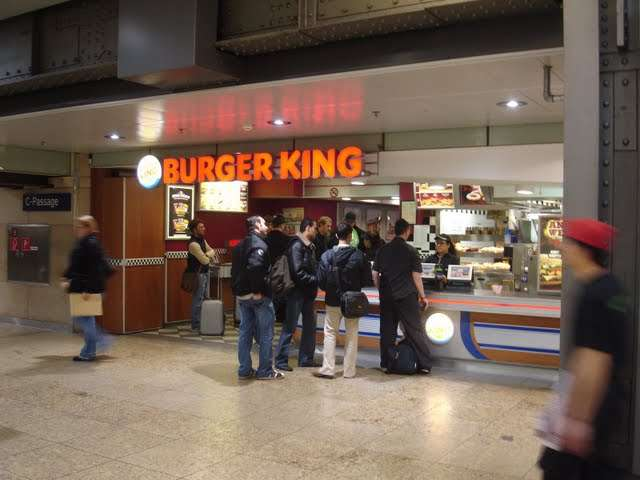bilder und fotos zu burger king in k ln trankgasse. Black Bedroom Furniture Sets. Home Design Ideas