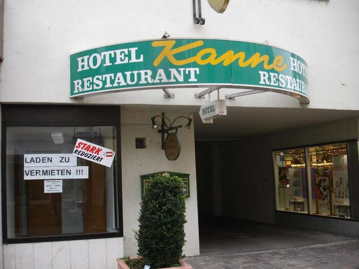 Bilder Und Fotos Zu Hotel Kanne Hotel In Hockenheim