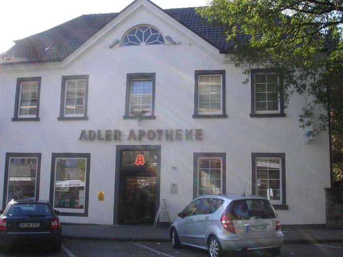 adler apotheke bensberg inh christoph odendahl 6 bewertungen bergisch gladbach bensberg. Black Bedroom Furniture Sets. Home Design Ideas