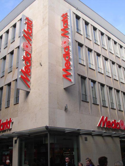 Media markt tv hifi elektro gmbh k ln in k ln altstadt for Media markt koln marsdorf