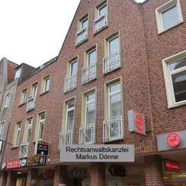 Bild zu Dönne Markus Rechtsanwalt in Greven in Westfalen