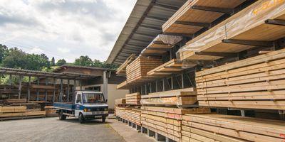 Holzland Seibert GmbH in Erbach im Odenwald