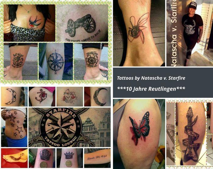 Starfire Tattoo Lounge - 3 Bewertungen - Münster Centrum ...