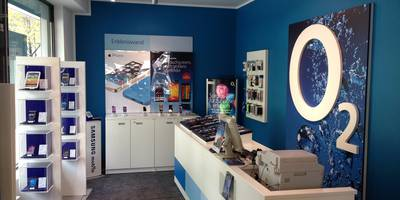 o2 Shop in Straubing