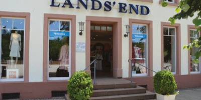Lands' End Outlet Store in Mettlach