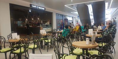 Cafe Maziani in Frankfurt am Main