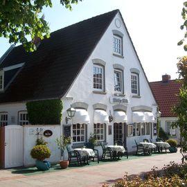 Lüttje Kök Restaurant in Wyk auf Föhr